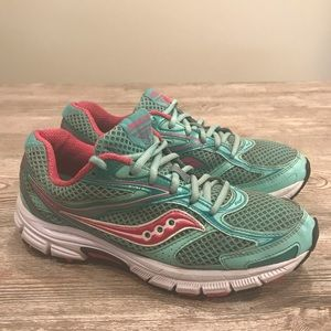 Saucony Cohesion Womens Sneakers